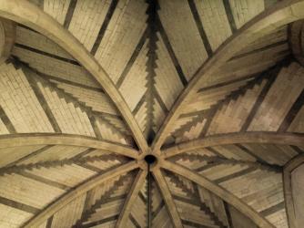 Wakefield Tower Ceiling