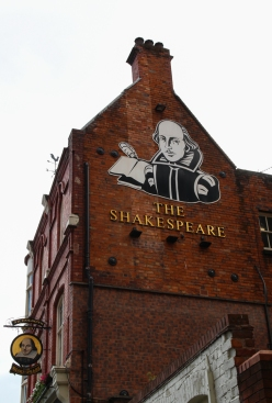 The Shakespeare Pub - Birmingham