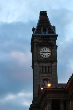 Big Brum Clock Tower